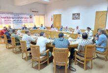 Photo of نقابة البناء والأخشاب تواصل سلسلة لقاءاتها لدعم الشباب في المشاركة السياسية